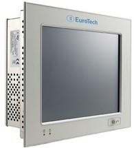 Eurotech introduces Atom-powered in-wall Panel Computers