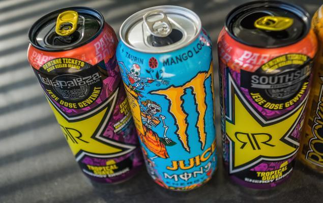 News post image: Pepsico's Rockstar Buyout Likely to Step Up Energy Drinks Game