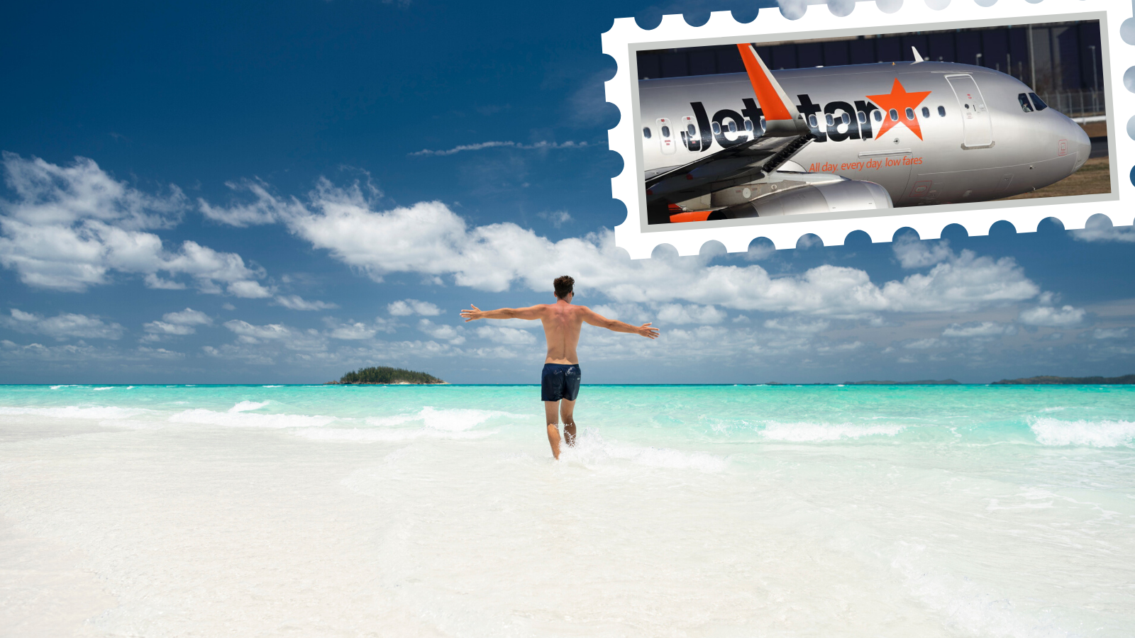Travel is officially back: Jetstar launches $35 sale