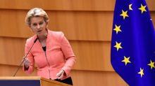 Von der Leyen kritisiert Diskriminierung Homosexueller in Polen scharf