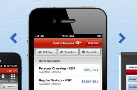 Mobile banking growing in the US and Europe