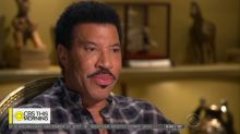 Lionel Richie reflects on his career and writing 'Hello'