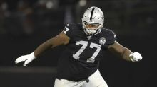 Raiders activate 4 starting linemen from COVID-19 list