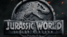 Jurassic World 2 official title revealed