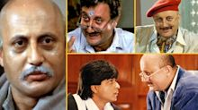 Saaransh to DDLJ: Anupam Kher Is B'wood's Coolest 'Daddy' & More