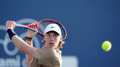 Canadian Denis Shapovalov books spot in third round of Italian Open