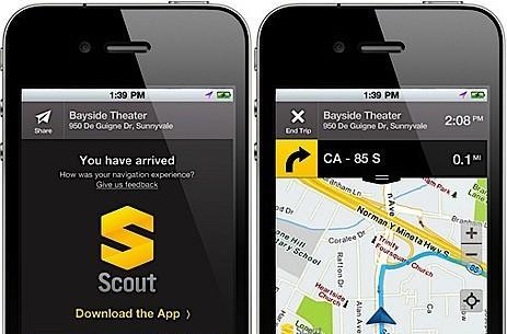 Telenav opens up Scout for Apps, the HTML5 GPS navigation service, to all interested devs