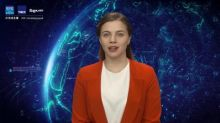 Sogou Launches World's First Russian-Speaking AI News Anchor