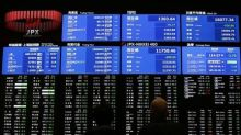 Índice japonés Nikkei sube a máximos de un mes por debilidad del yen