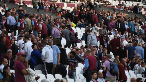 REVEALED: West Ham Fans Vote on Reasons for Horrendous Start to 2016/17 Season