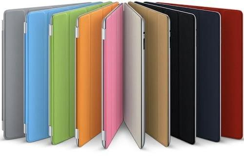 iPad 2 gets a Smart Cover