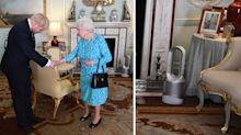 The Queen is keeping cool in the U.K. heatwave with this trendy $500 fan