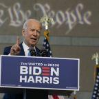 Biden to GOP senators: Don't jam through Ginsburg nominee