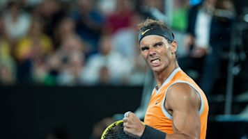 Nadal advances after slaying giantkiller Tiafoe