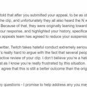 【英雄聯盟】TL替補實況疑似提到「尼X」字眼 遭Twitch封鎖帳號30天