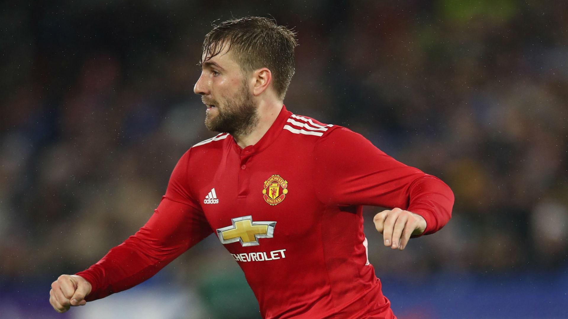 c6cfa8f76 Mourinho has 'no problem' turning to Shaw if Young unavailable