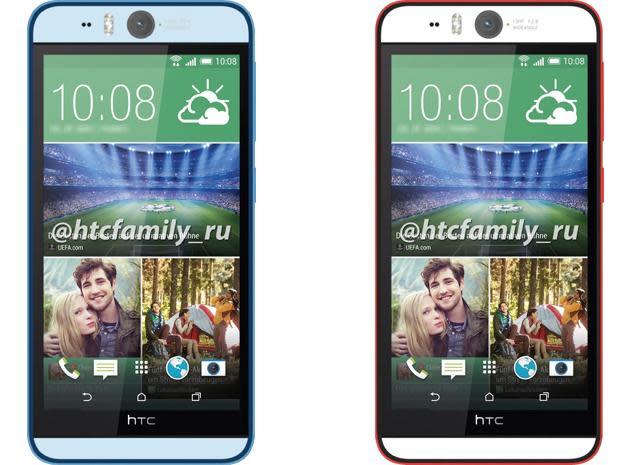 HTC's next Desire phone reportedly captures 13-megapixel selfies
