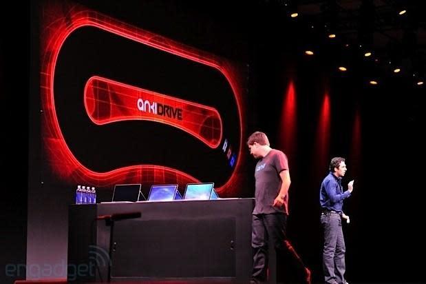 Anki Drive isn't just a car racing game, it's an iOS-based robotics platform