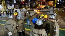 Usiminas retoma produção de alto-forno e laminadores em Ipatinga