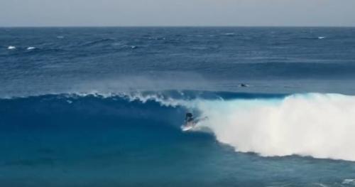 Surf - Vidéo : Un tube interminable pour John John Florence