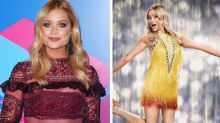 Laura Whitmore confuses fans by appearing on Strictly Come Dancing and the MTV EMAs at the same time