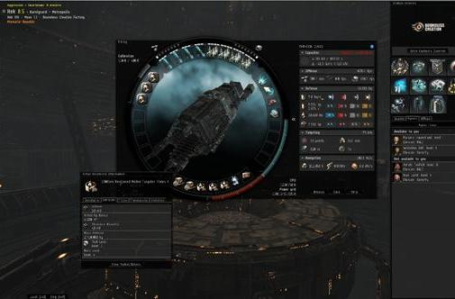 Here are lots of helpful EVE UI tips