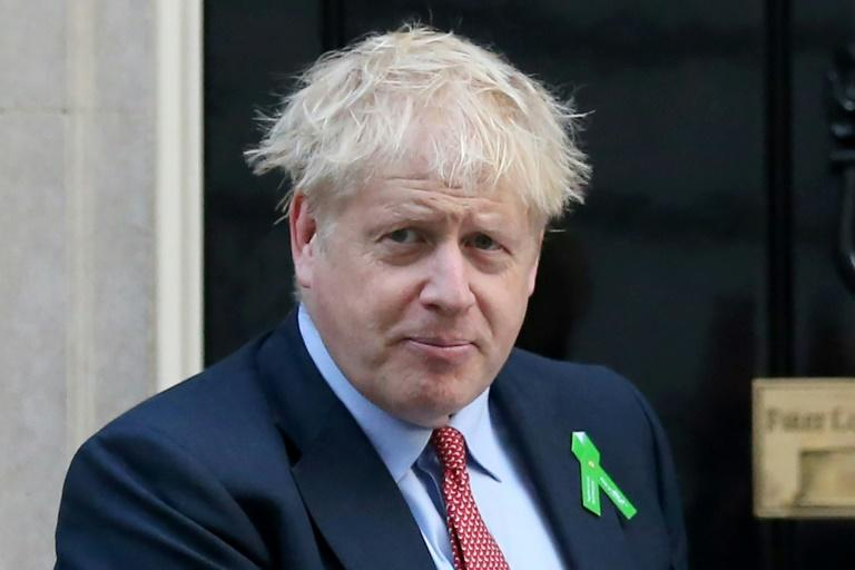 Britain's Prime Minister Boris Johnson says getting Brexit done by October 31 'is absolutely crucial'