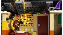 Lego lanza este brutal set de 'Stranger Things' ¡que va al revés!