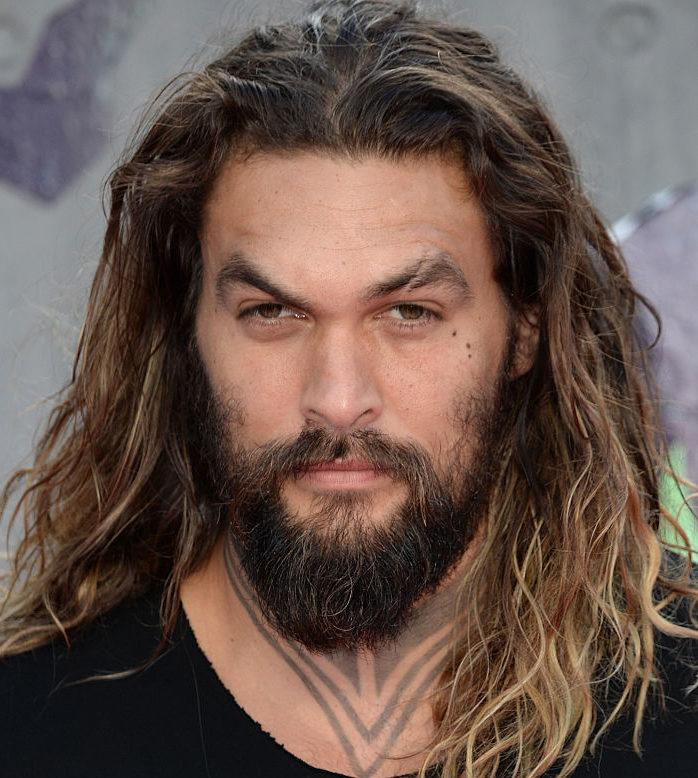 Jason Momoa Celebrated The End Of Filming By Getting
