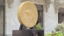 1-Ton Gold Coin, World's Largest, Lands In NYC