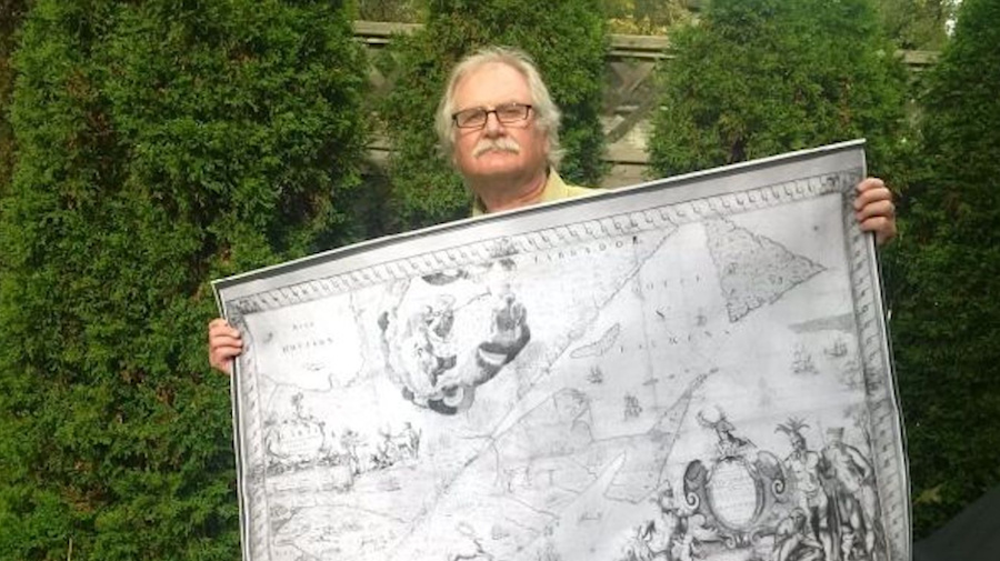 Man finds oldest known reference to Toronto