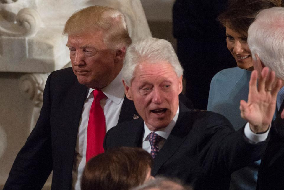 an introduction to the history of the president bill clinton Former arkansas state employee sued clinton for sexual harassment while arkansas governor white house aide had an improper relationship with president clinton.