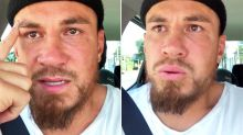 Sonny Bill Williams breaks down in tears over NZ shootings