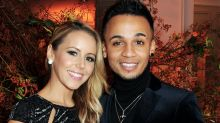 JLS' Aston Merrygold announces birth of baby boy with sweet photo