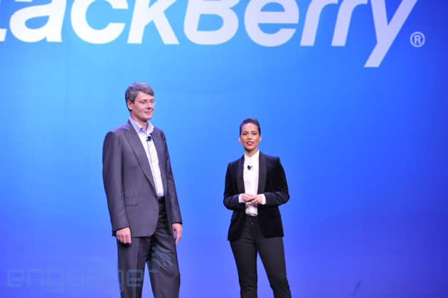 Bye, bye, BlackBerry: Alicia Keys out as Global Creative Director come January 30th