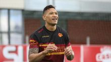 Folau admits he pondered quitting rugby
