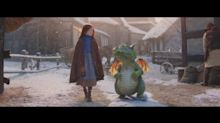 This Year's John Lewis Christmas Ad Is Here – Meet Excitable Edgar The Dragon