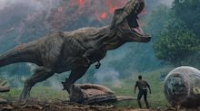 'Jurassic World: Fallen Kingdom': Chris Pratt tries to save dinos from extinction in first trailer