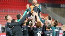 Foot - ALL - Werder - Allemagne: Claudio Pizarro (Werder Brême) prend sa retraite