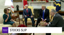 Trump: 'I'm proud to shut down the government for border security'
