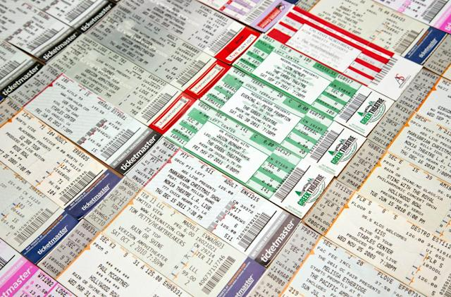 Ticketmaster buys a blockchain company to guard against ticket fraud