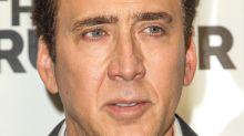 El look de Nicolas Cage en Kazajistán se vuelve viral