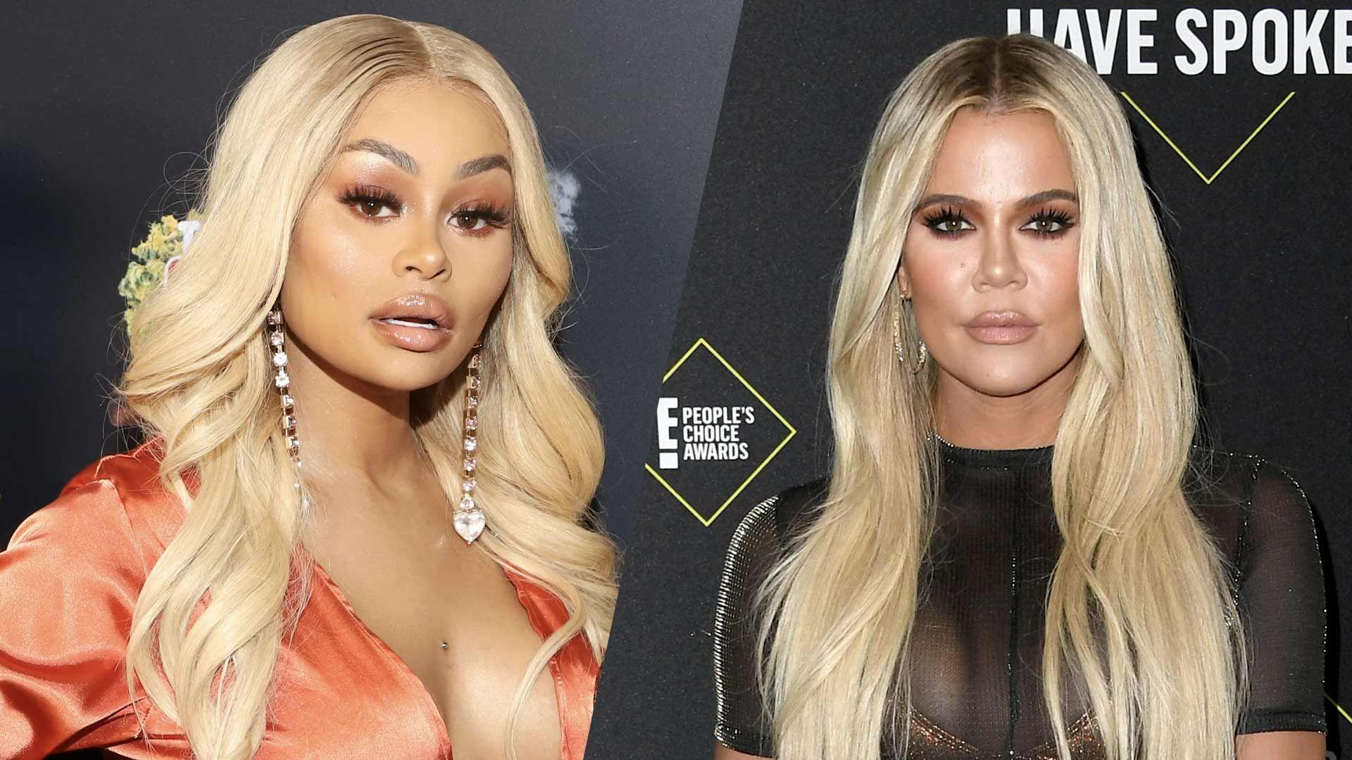 Blac Chyna Fights Khloe Kardashian Over Questions About Her Ex-Boyfriends In Court Battle With Rob