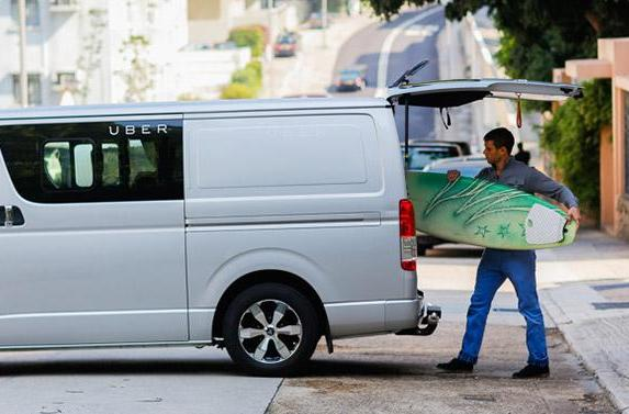 Uber's newest service helps users move house, but only in Hong Kong