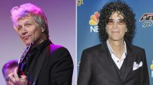 Howard Stern to Induct Bon Jovi Into Rock and Roll Hall of Fame