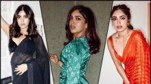 Pati Patni Aur Woh Actress Bhumi Pednekar Raises Mercury Levels With Her Eclectic Fashion!