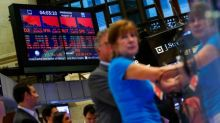 Global stocks, oil plunge on growing signs of global slowdown