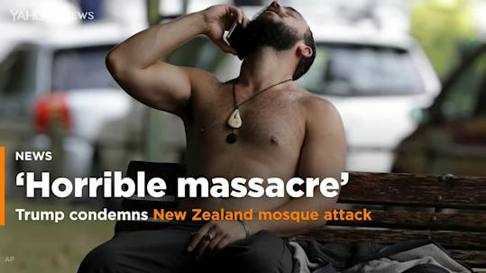 Dozens killed in shooting attacks on New Zealand mosques