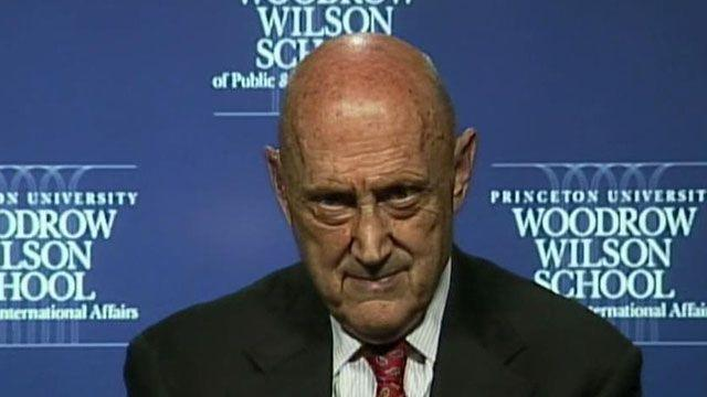 Malkiel: China has More to Fear Than U.S.