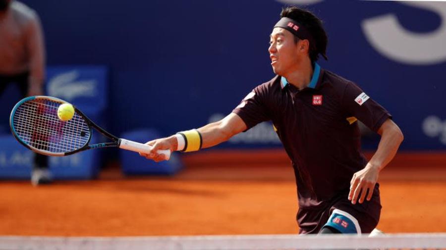Nadal avanza a cuartos tras deshacerse del bicampeón Nishikori